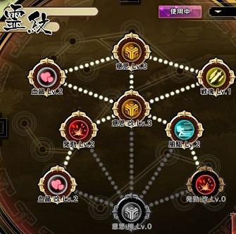 九十九姫 霊紋