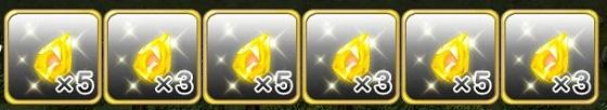竜人の侵攻 三人の王 刻水晶 効率 集め