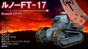 ルノーFT17